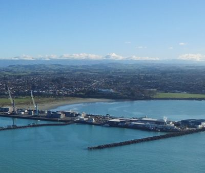 Port of Timaru 2016 thumb