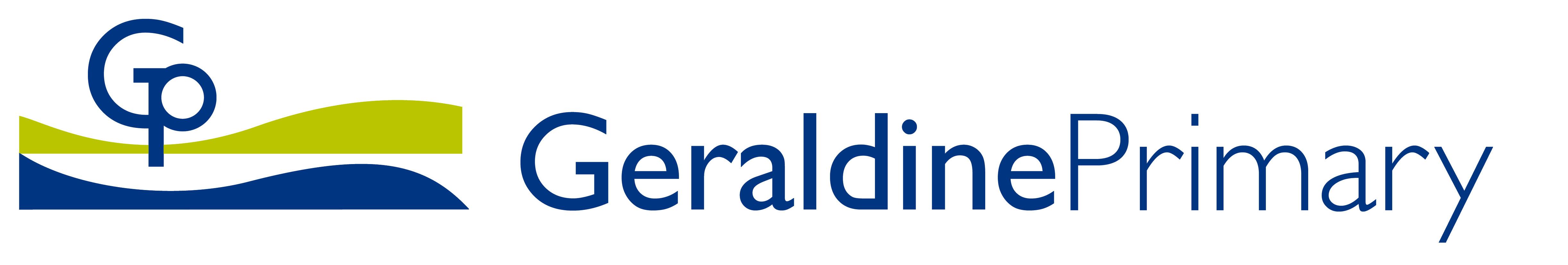 Geraldine Primary logo