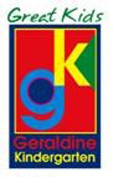 Geraldine Kindergarten logo